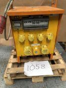 Lewden 10KVA Transformer