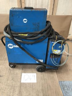 Miller Infinity 45 Migset CV/DC arc welding power source