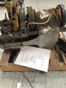 """Record N50 AV 2"""" Pipe Threader"""