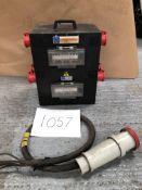 Lewden 415 Volt Distribution Box