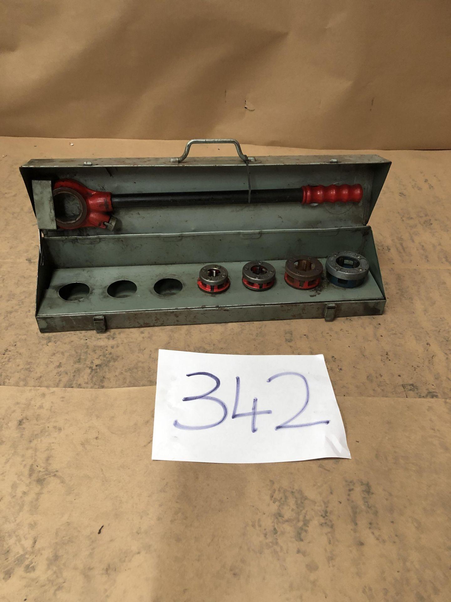 Virax Type 62 Hand Threader