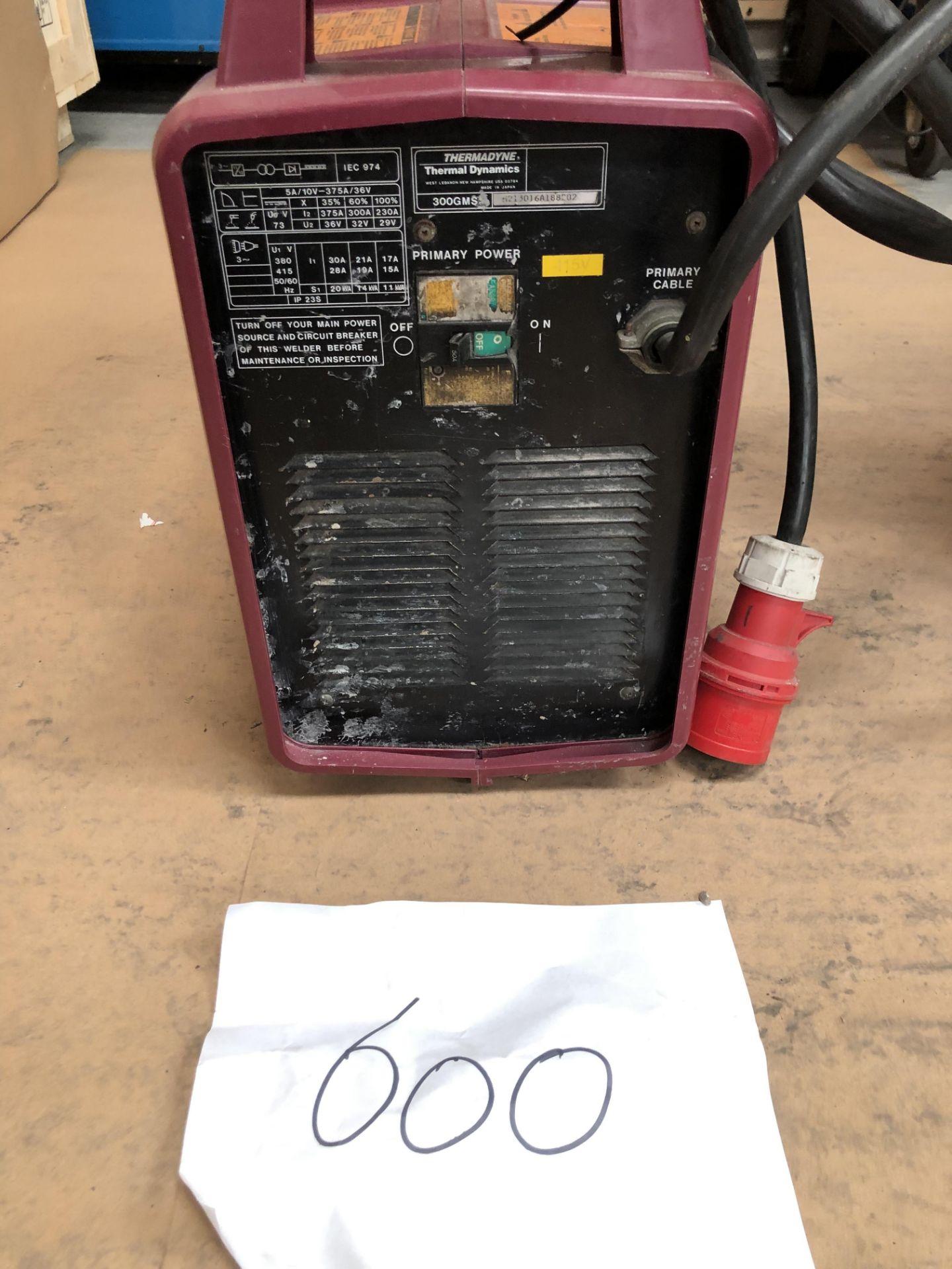 Thermal ARC 300GTSSDC Invertor - Image 3 of 3