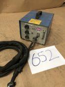 Sterling 300 amp DC Tig box