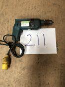 Bosch 2 SPD Hammer Drill