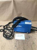 Miller XR Edge Control Extended Reach Wire Feeder