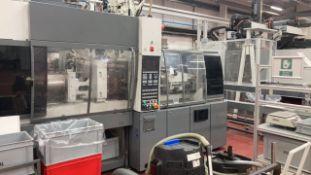 Engel VC330H/80V110 Combi injection moulding machine
