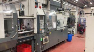DEMAG Ergotec Concept injection moulding machine