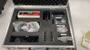 Colour measuring camera