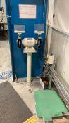 Draper grinding machine