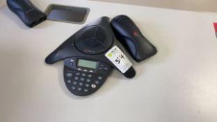 Polycom conference phone