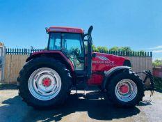 McCormick Tractor MTX155 2002