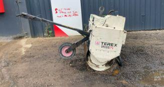 Terex Mbr71 Roller Single Drum Vibrating