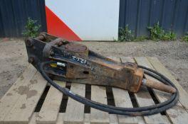 Atlas Copco Hm165 Hydraulic Breaker 2010
