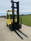 Hyster diesel Forklift 2.5 tonne lift