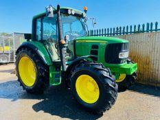 John Deer 6230 Premium Tractor 2008