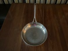 Vogue Frying Pan Stainless Steel 24cm