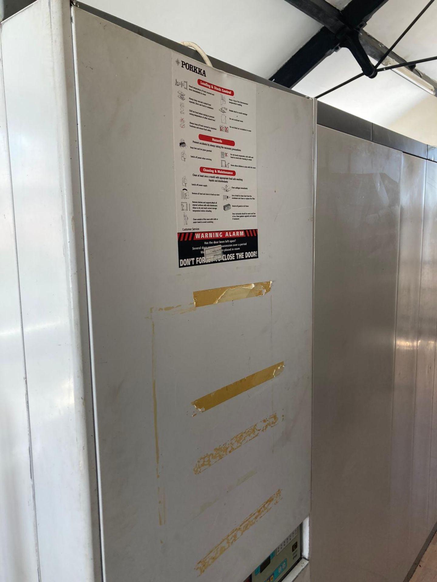 Walk in fridge - Image 3 of 4
