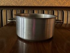 Stew Pot Stainless Steel 12.5 litre