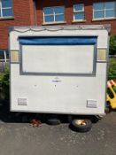 Commercial Catering Trailer
