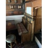 Vintage Pub tables and chairs