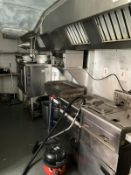 Contents of Commercial Kitchen