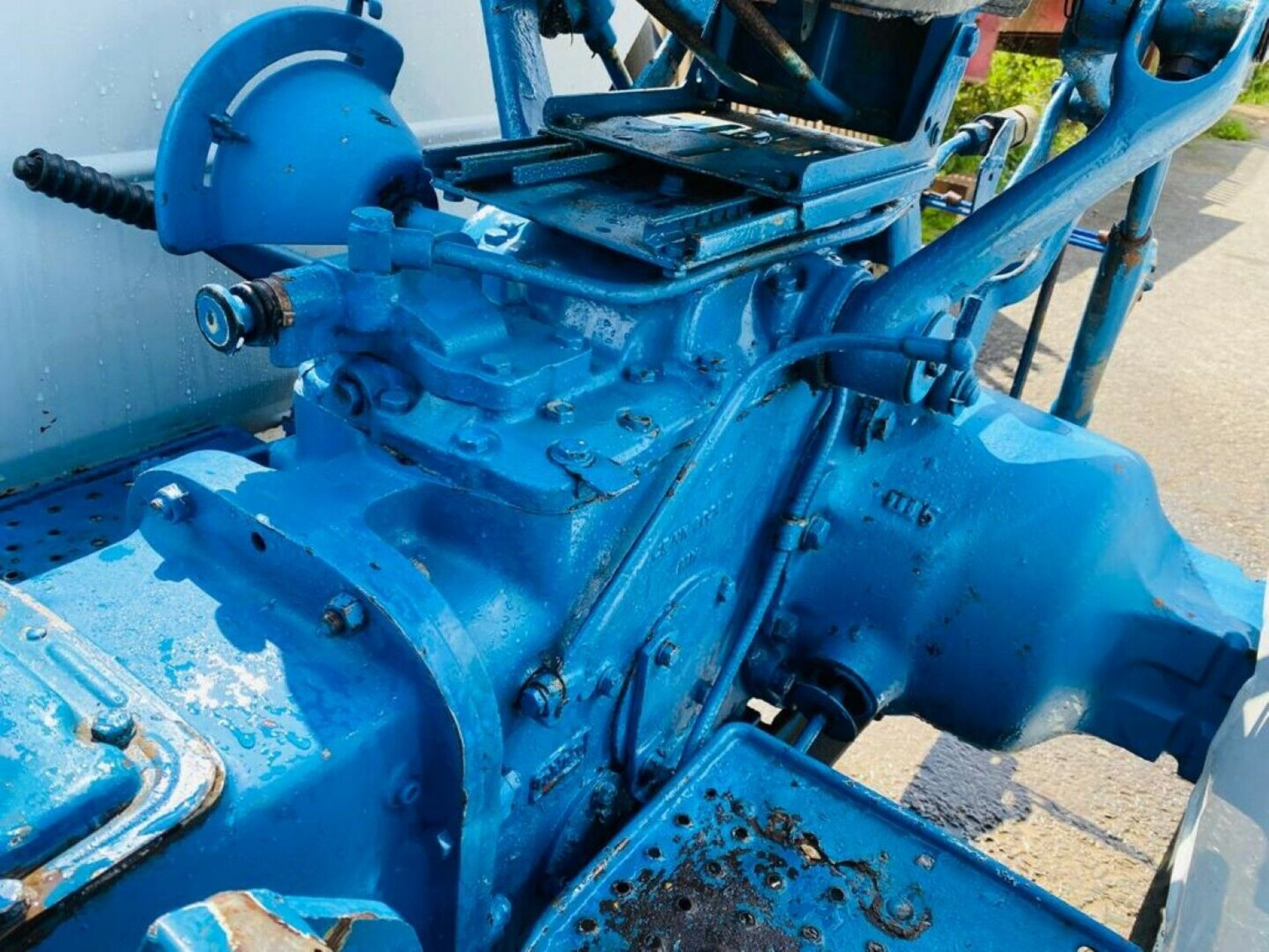 Ford 4000 Tractor 1969 - Image 12 of 12