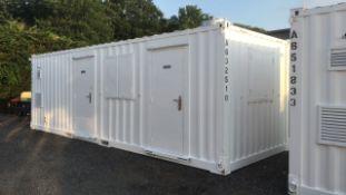 Welfare Unit Site Cabin 25ft