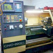 Colchester 2000l CNC Lathe