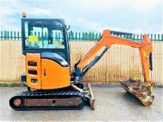 Hitachi ZX26U-5A CR Excavator Digger 2015