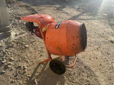Belle Mini Mix 150 Petrol Cement Mixer 2019
