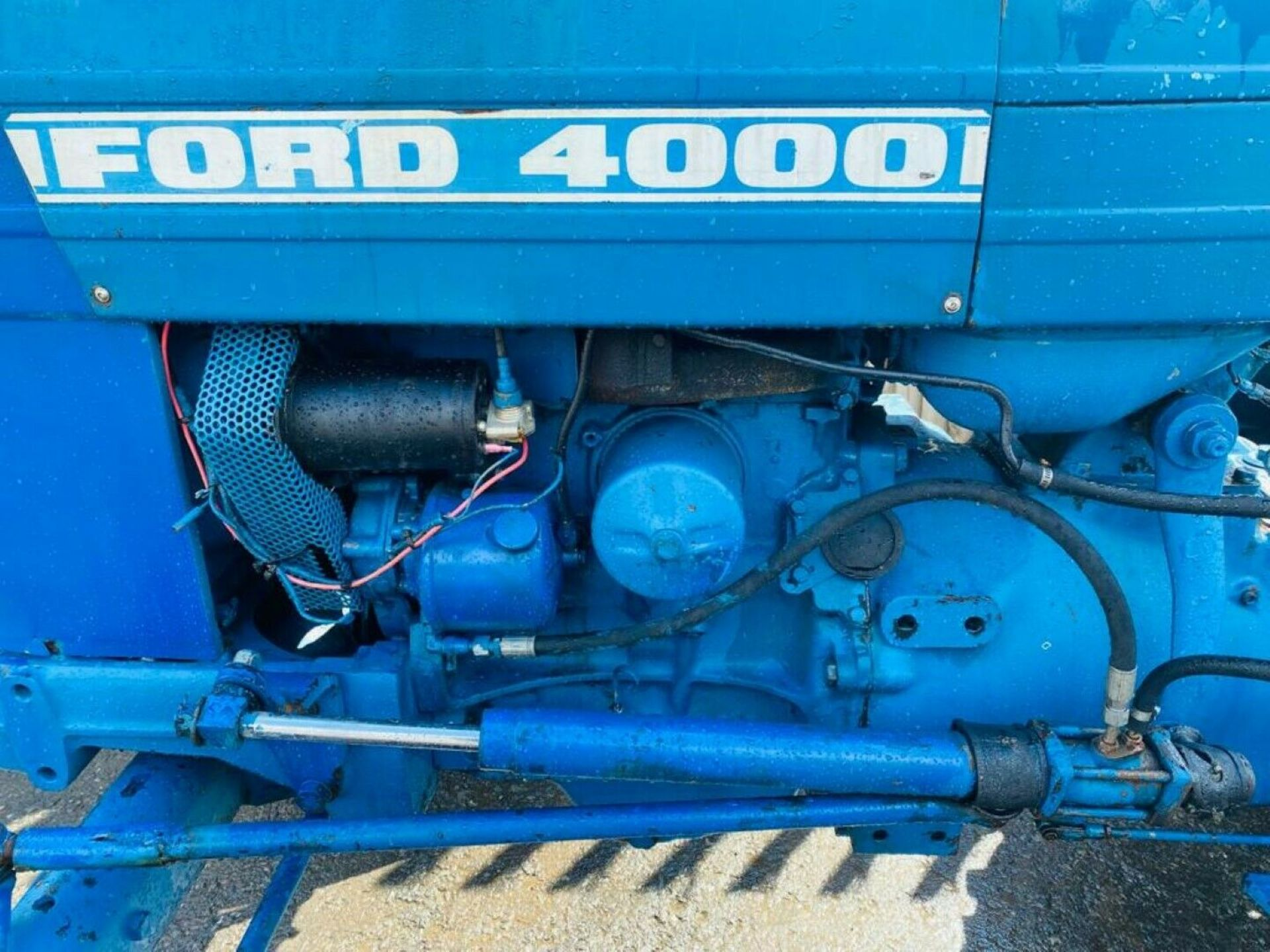 Ford 4000 Tractor 1969 - Image 11 of 12