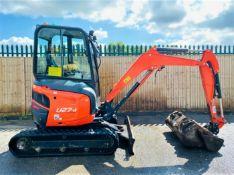 Kubota U27-4 Excavator Digger 2018