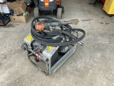Belle Midi 20-140 Hydrualic Power Pack With Gun 2017
