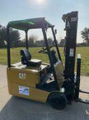 Cat Forklift Truck 1.6 tonne lift