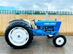 Ford 4000 Tractor 1969