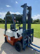 Nissan diesel Forklift Truck