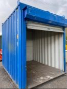 Storage Container Cube 10ft