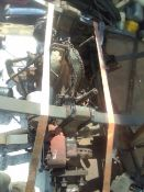 DAF LF150 7.5ton 2001 Model Axle's Springs Steering Box etc