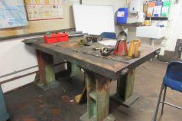 Steel Welding Bench