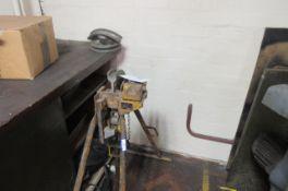 Hilmor Pipe Bending Stand