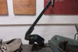 Andy Angle Bench Top Cutter