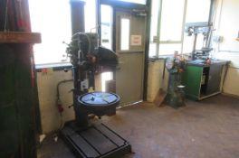 Ararboga Maskiner Radial Arm Drill