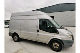 ENTRY DIRECT FROM LOCAL AUTHORITY Ford Transit 115 T350M FWD, Reg: YR59AMU