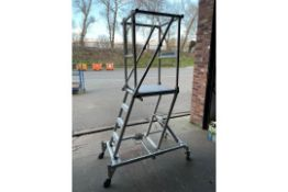 Youngman Adjusta Minit Aluminium Foldable Access Platform