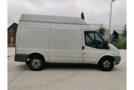 ENTRY DIRECT FROM LOCAL AUTHORITY Ford Transit 115