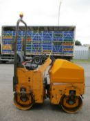 Terex TV 800 benford bomag 100 120 80 vibrating roller