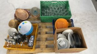 Variety of pallet