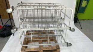 Catering trolleys craven trolleys