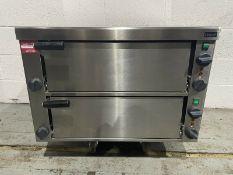 Lincat PO89X Double Deck Pizza Oven