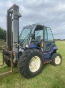 Mantou M26.4 four wheel drive diesel forklift